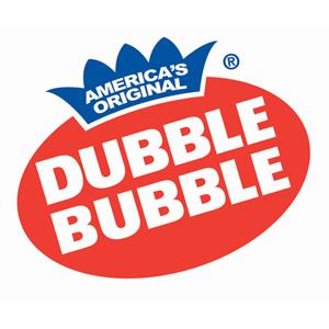 dubble bubble gum original tub and gumball dispenser bulk bubblegum rh sweetcitycandy com dubble bubble gum logo