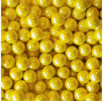 SIXLETS SHIMMER<BR>YELLOW