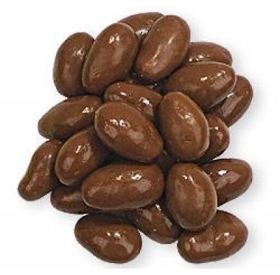 Chocolate Covered Almond Nuts Milk Chocolate 1 lb. Bag