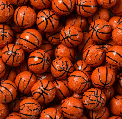 BASKETBALLS FOILED