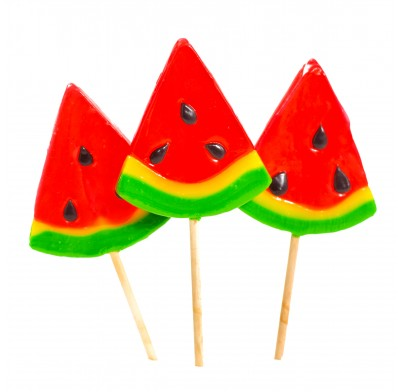 Teeny Watermelon Pops 96ct.