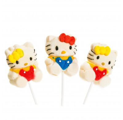 Hello Kitty Marshmallow Pop 12ct.