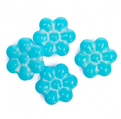 Candy Flowers Blue