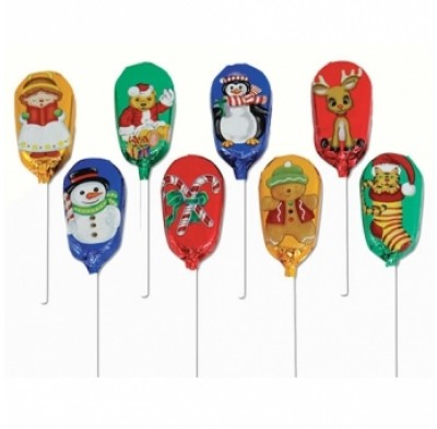 Madelaine Christmas Lollies 3/8oz.