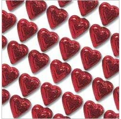 Madelaine  Milk Chocolate Crisp Hearts