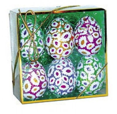 FOILED EGGS GIFT BOX