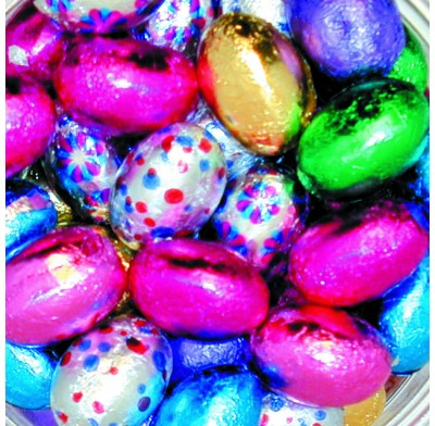 Thompson Dark Choc. Eggs
