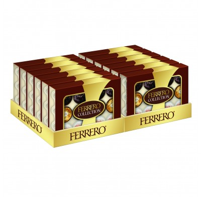 Ferrero Collection 12pc  4.5oz.-4 Count
