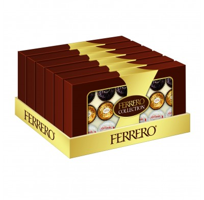 Ferrero Collection 6.8oz. 18pc Gift Box-3 Count