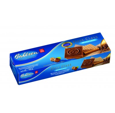 Bahlsen First Class Milk Chocolate Covered 4.4oz.