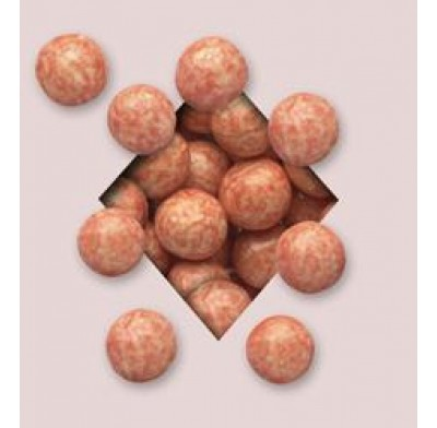 STRAWBERRY & CREME MALT BALLS