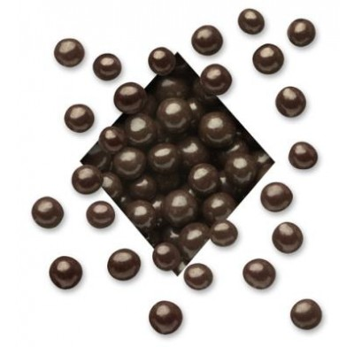 MINIATURE DARK CHOCOLATE<BR>MALTED MILK BALLS