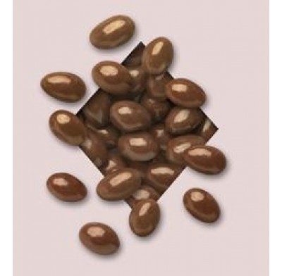 NO SUGAR ADDED MILK CHOCOLATE ALMONDS