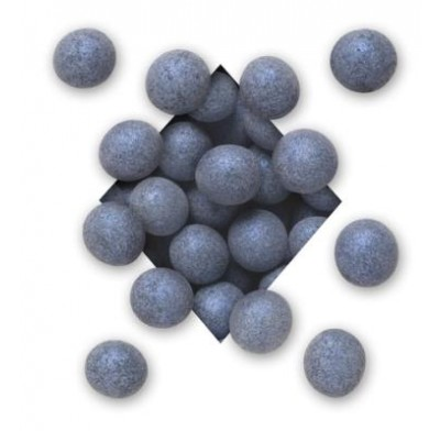 ALL NATURAL<BR>BLUE DARK CHOCOLATE<BR>MALTED MILK BALLS