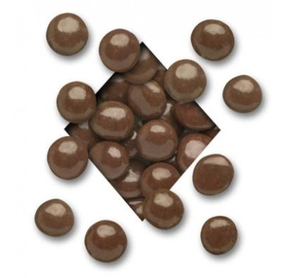 SEA SALT CARAMEL<BR>in MILK CHOCOLATE