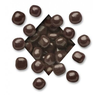 SEA SALT CARAMEL<BR>in DARK CHOCOLATE