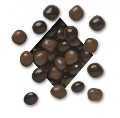 SEA SALT CARAMEL<BR>MILK & DARK CHOCOLATE