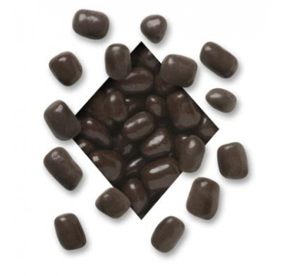 DARK CHOCOLATE<BR>BLACK LICORICE