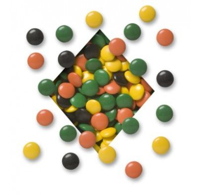 AUTUMN MIX<BR>MINT LENTILS<BR>YELLOW,ORANGE,GREEN & BLACK