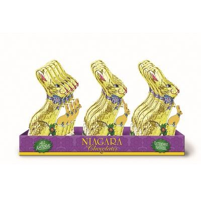 Merckens Foiled Sitting Rabbit 12oz.