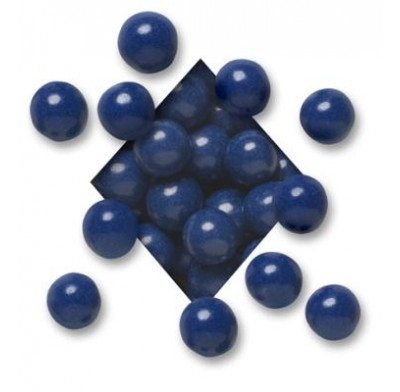 MALTED MILK BALLS<BR>DARK CHOCOLATE<BR>NAVY BLUE