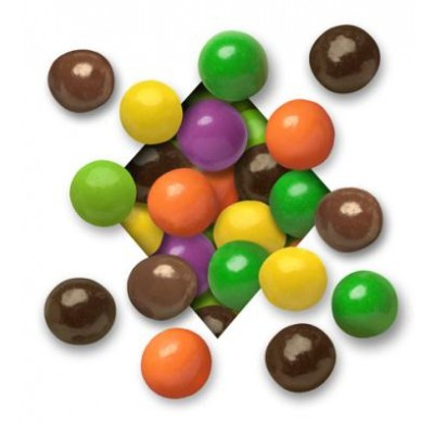 MALTED MILK BALLS<BR>MILK CHOCOLATE<BR>AUTUMN FALL MIX