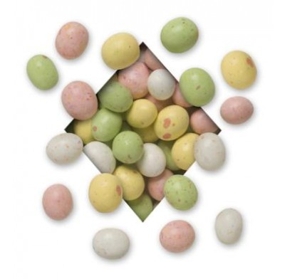 EASTER<BR>CHOCOLATE MARSHMALLOW EGGS<BR>