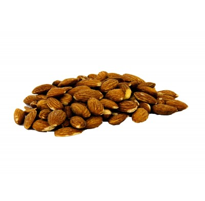 Grab 'n Go Roasted Almonds No Salt 8.5oz.