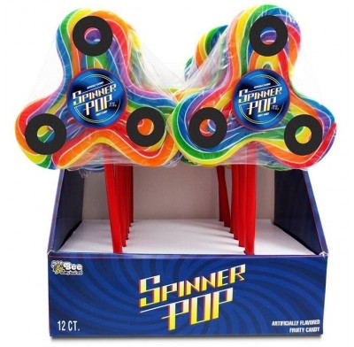 Fidget Spinner Pop 3oz.-12ct.