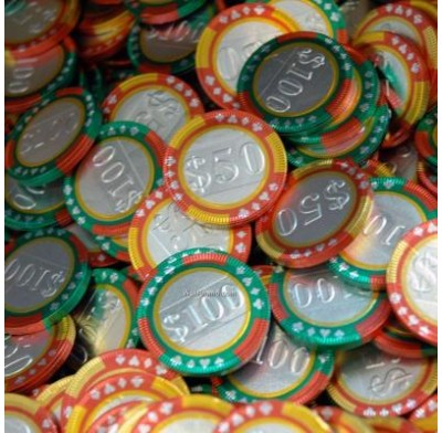 FORT KNOX<BR>MILK CHOCOLATE<BR>CASINO CHIPS