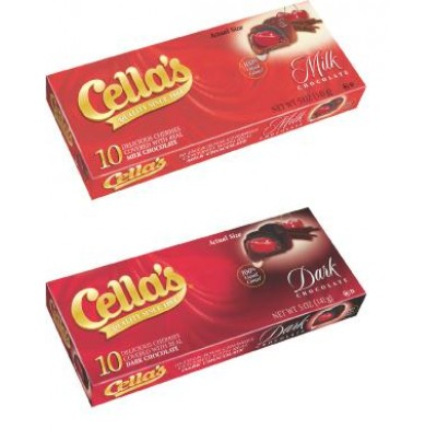 Cellas Cherries 5oz.