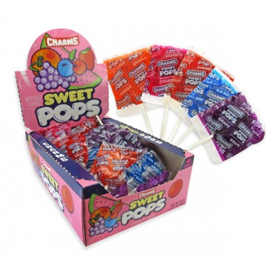 Charms Sweet Pop 48ct.
