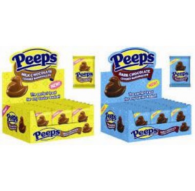 Peeps Chocolate Covered 1oz.