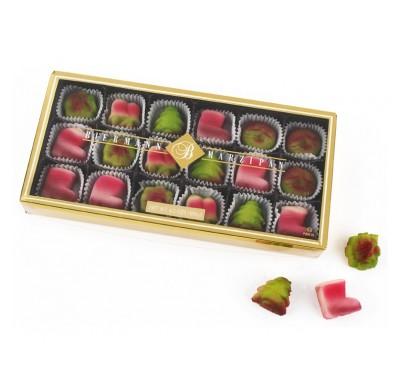 Marzipan Christmas Shapes 6.5oz. Gift Box