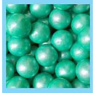 "Gumballs Turquoise 1"" 2lbs."