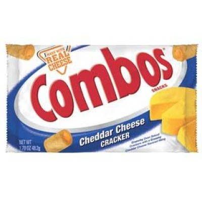 COMBOS CHEDDAR CHEESE