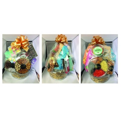 """Premier """"All The Way Up' Gift Basket"""
