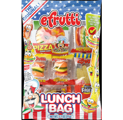 Gummy Lunch Bag 12ct.