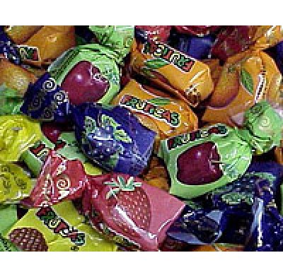 FANCY ASSORTED FILLED FRUITS - 5lbs