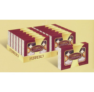 Ferrero Collection 12pc  4.6oz.