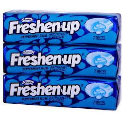 Freshen-up Gum Peppermint