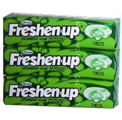 Freshen-up Gum Spearmint