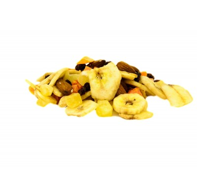 Grab 'n Go Fruit and Nut Mix 8oz.