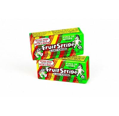 Fruit Stripe 5 Flavor Gum 17pc.