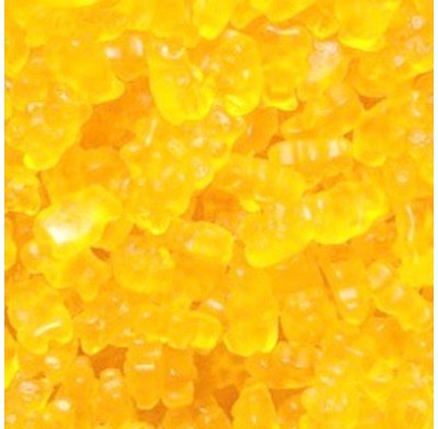 Gummy Bears Banana (Yellow)