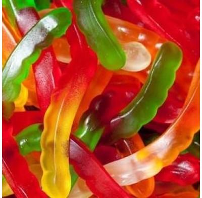 Grab n' Go Gummy Worms 11oz.