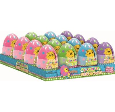 HATCHABLES<BR>CHICK 'N TWIST 16ct.