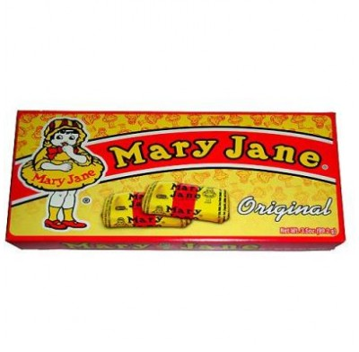 MARY JANES 3.5oz.<BR>MOVIE THEATER BOX