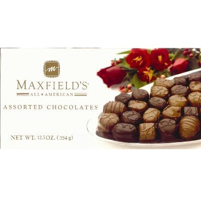 MAXFIELD'S 12.5oz. ASSORTED CHOCOLATES