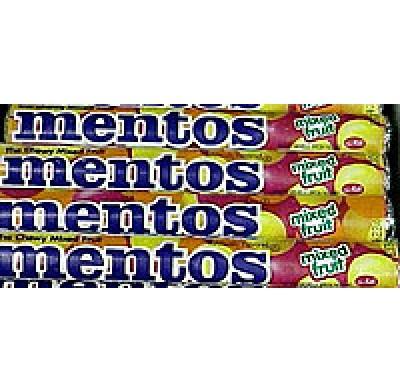 MENTOS MIXED FRUIT 15ct
